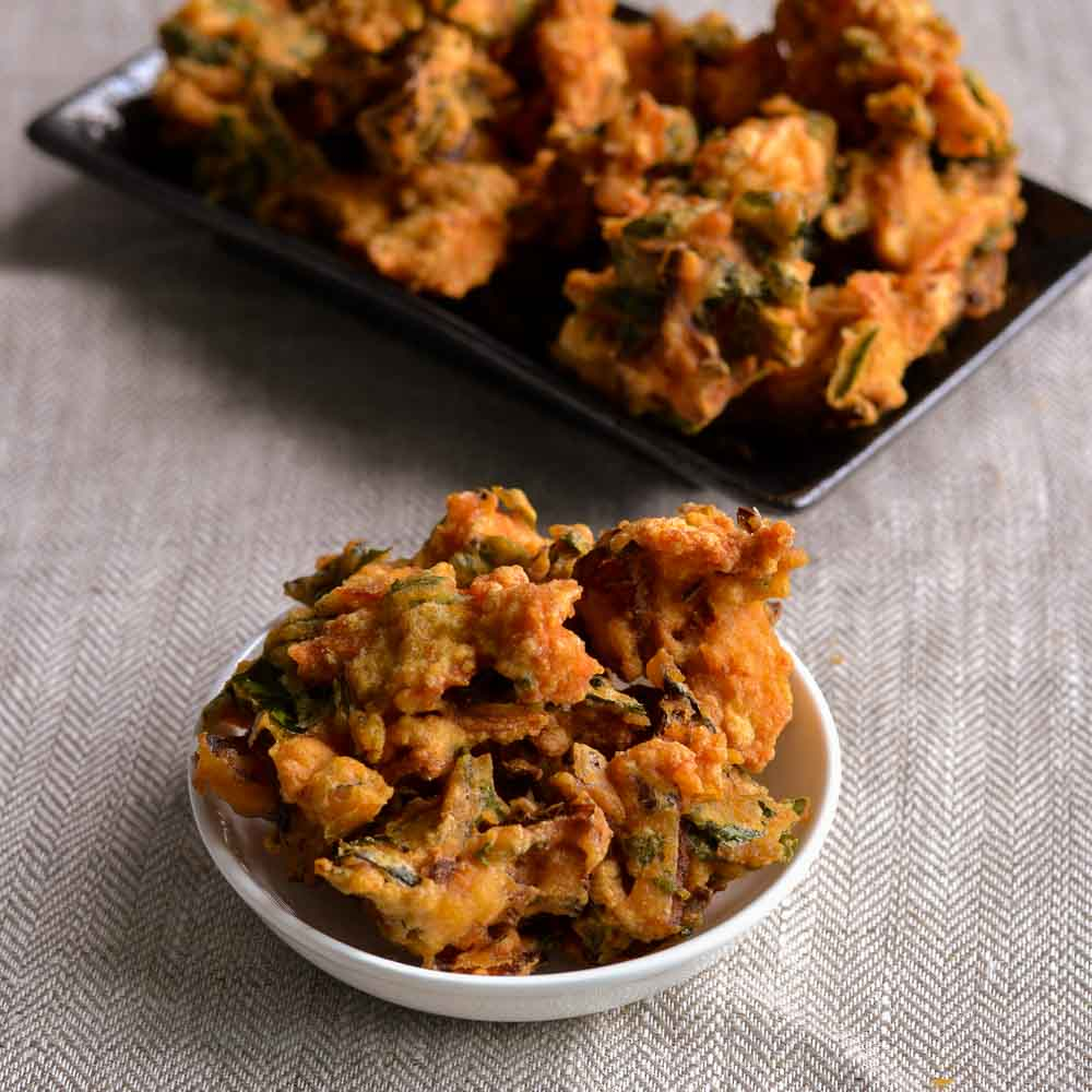 Assorted veg pakora , Indian Oven