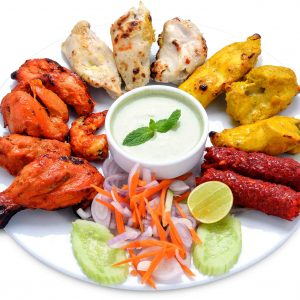 Mix-Tandoori-Platter, Indian Oven