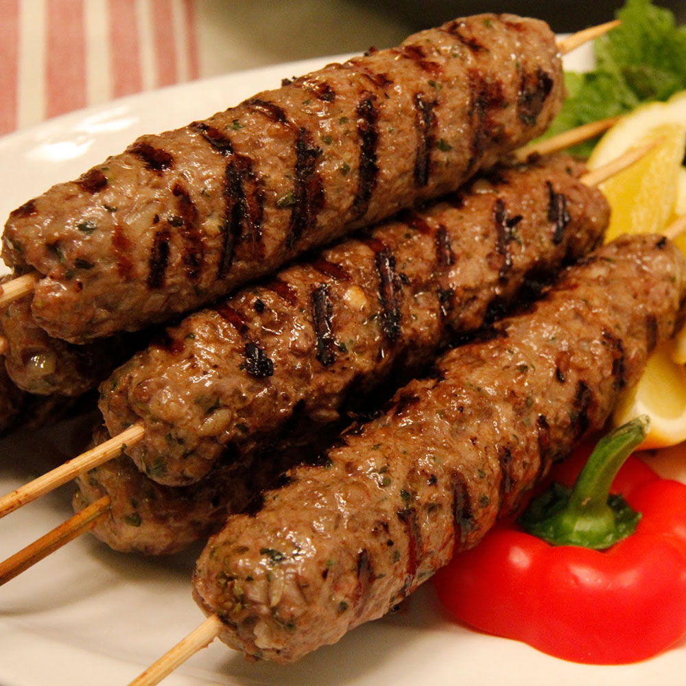 Sheek kebab , Inidan oven